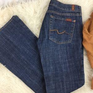 ✨7 For All Mankind Designer Jeans Size 29 ✨